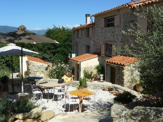 Prades, França: mas avec terrasse