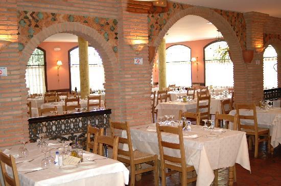 Santa Cruz De Mudela, Spanien: restaurante