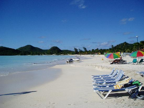 Lawrence of Antigua Tours: Jolly Beach