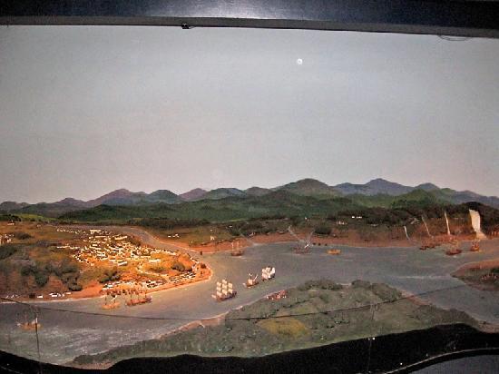 Musee du Fort: Diorama