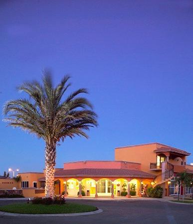 Hotel Quinta Del Sol: Quinta del Sol Entrance