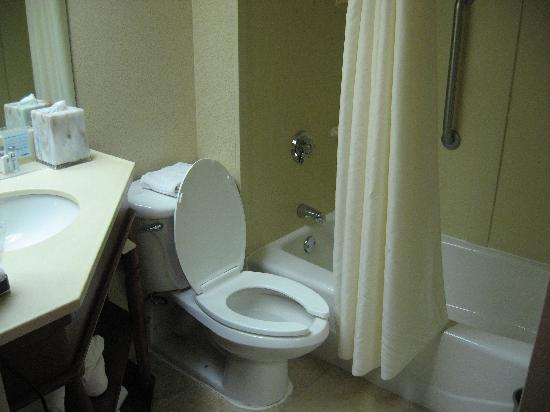 Baymont Inn & Suites Amarillo East: Bagno 216
