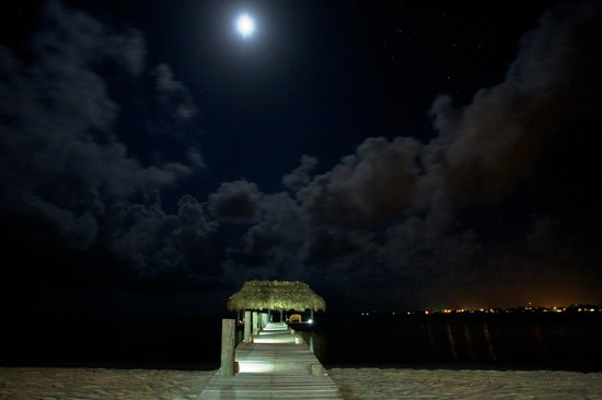 Chabil Mar Resort - Belize - Private Pier Dining