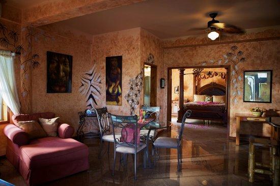 Chabil Mar Resort - Belize - Honeymoon Suite