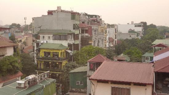 Hanoi Phoenix hotel view