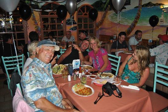 Coyote Joe's: Turbos Birthday Party
