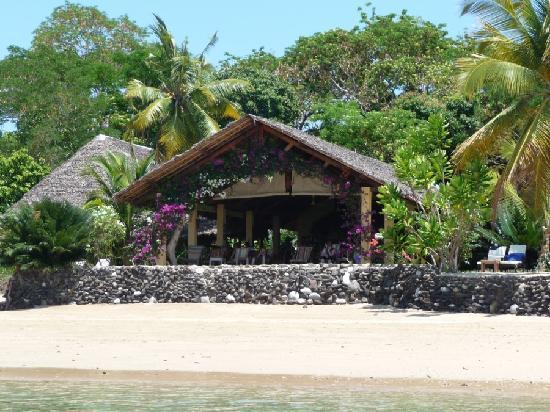 Sakatia Lodge: The Main Lodge