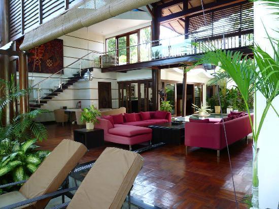Pool at Villa Casis