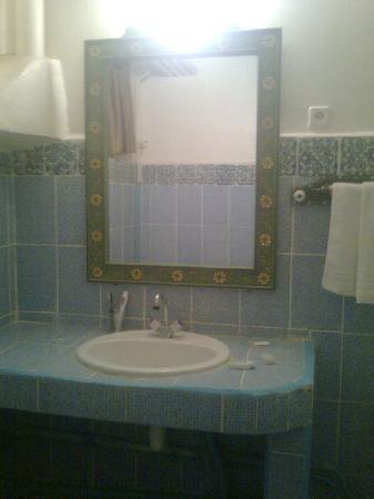 Dar Diaf: salle de bain