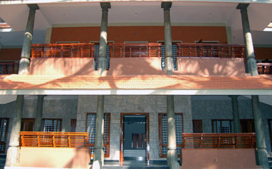 Vedic Heritage Boutique Hotel: Vedic Heritage front side