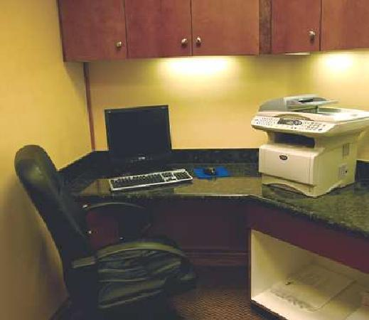 Hampton Inn & Suites Carlsbad: 24 hour business center