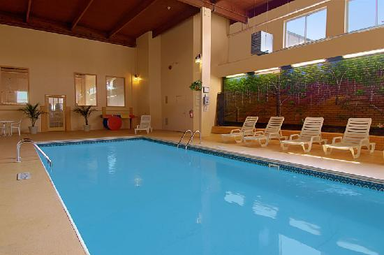 Ramada Cortland Hotel and Conference Center: Pool