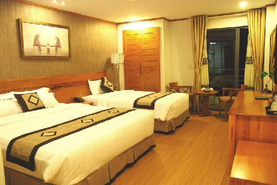 Silver Boutique Hotel: Family Room