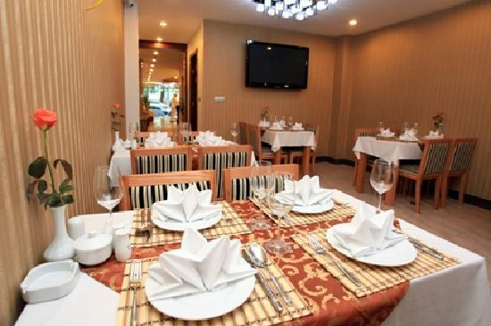 Silver Boutique Hotel : Restaurant