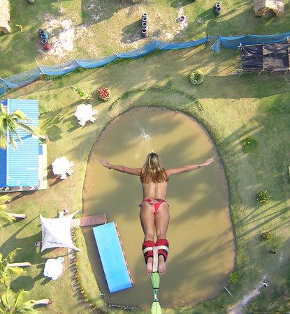 Pattaya Bungy Jump & Human Slingshot