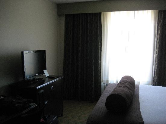 Holiday Inn Rock Hill: TV