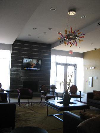 Holiday Inn Rock Hill: Lobby