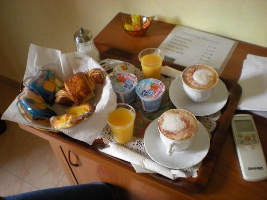Hotel Maikol Rome: Excellent breakfast