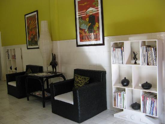 Ei8ht Rooms Guesthouse: lobby
