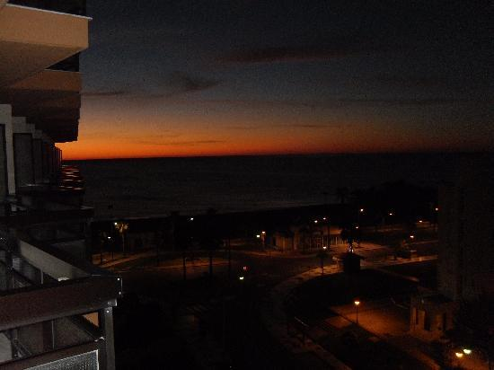 ClubHotel Riu Costa del Sol: great views of the sunrise