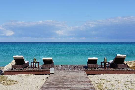 Paradisus Varadero Resort & Spa: YHI SPA ocean view