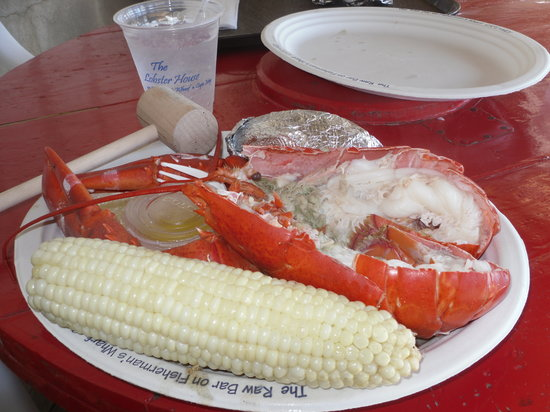 The Lobster House, Cape May - Menu, Prices & Restaurant Reviews - TripAdvisor