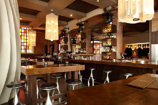 east Design Hotel Hamburg: Yakshi's Bar
