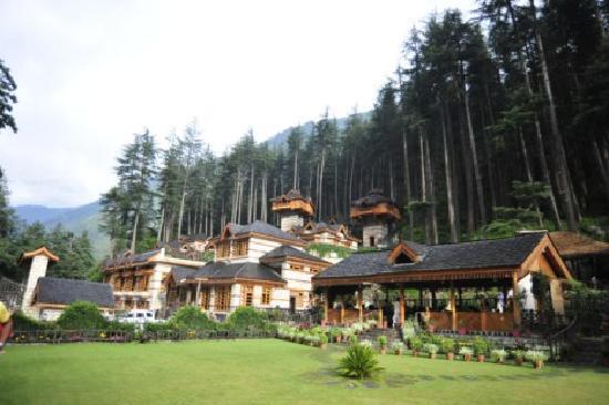 The Himalayan Village: kya baat hai