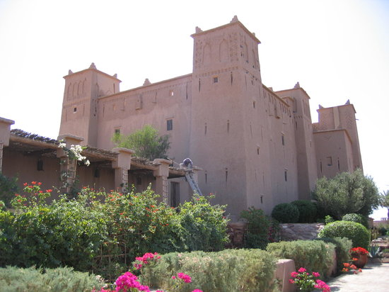 Photo of Kasbah Ait Ben Moro Ouarzazate