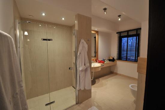 Hotel SPA Dr Irena Eris Wzgorza Dylewskie: One of the 3 bathrooms