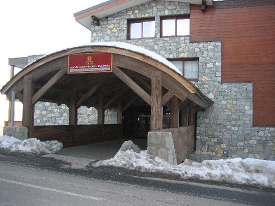 Pierre & Vacances Premium Residence Les Hauts Bois: Seconde entrance