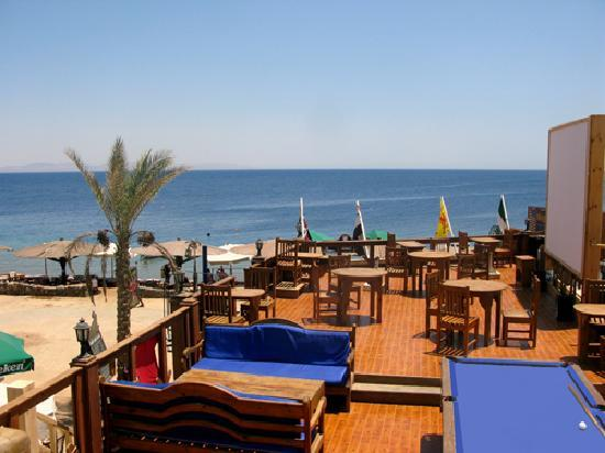Dahab Dorms: Sea View Terrace