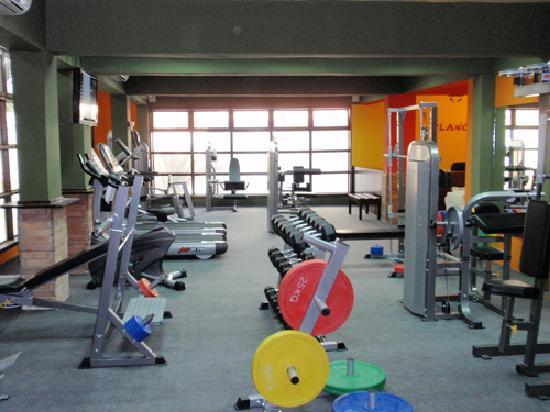Dahab Dorms: In-house Gym