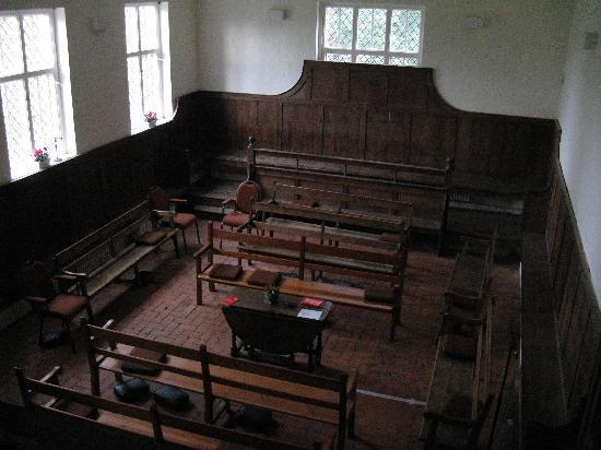 Jordans Quaker Meeting House: Meeting House