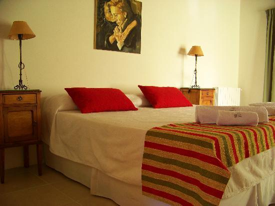 Posada Olivar: Room