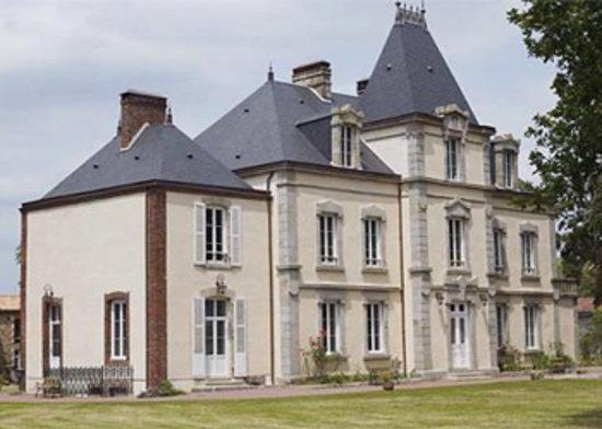 Beaurepaire, Francia: le château de la Richerie