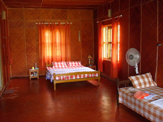Ayurveda Yoga Villa: I slept really well in my room