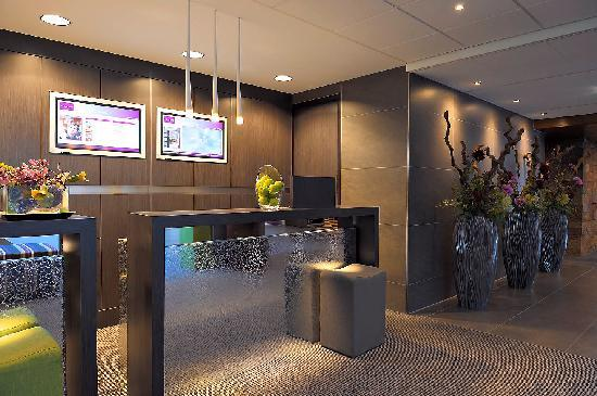 Mercure Hotel Zwolle: Reception