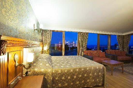 Lausos Hotel : dream suite