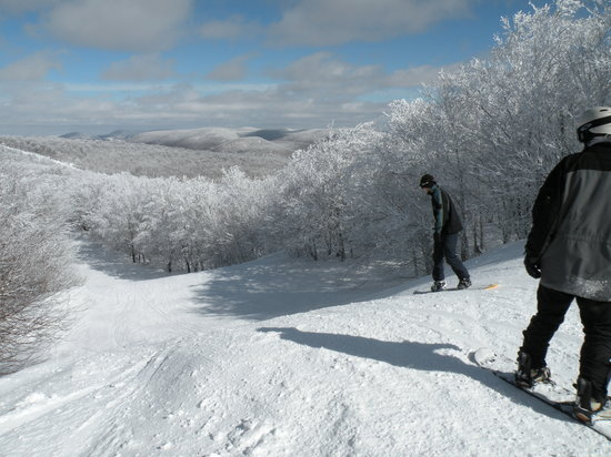 Plattekill Mountain: Plattekill offers 35 trails and 1100' of vertical fun!