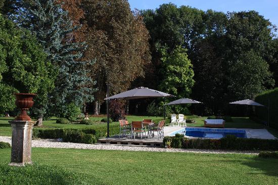 Castel Morin : ESPACE PISCINE
