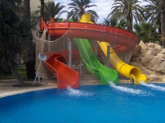 Hotel Marhaba Beach: Swimming pool