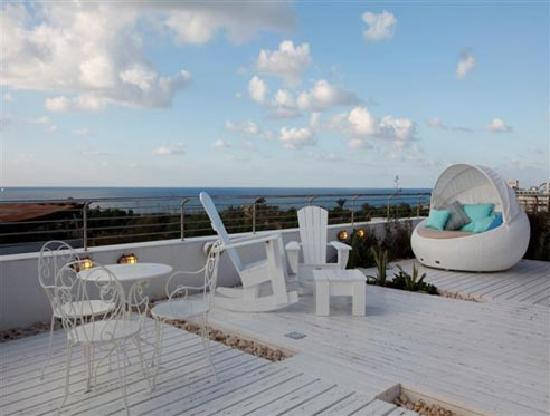 Shalom Hotel & Relax Tel Aviv - an Atlas Boutique Hotel: Shalom Rooftop