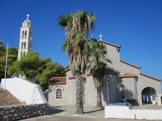 ‪Agios Konstantinos (Church of St. Constantine)‬