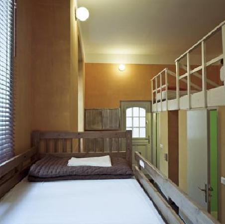 Vertigo hostel saint charles pensione marsiglia francia for Chambre a partager