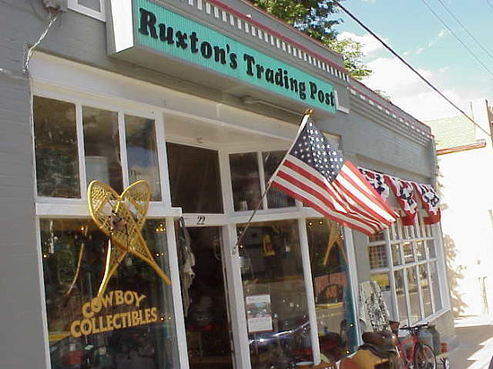 ‪Ruxton's Trading Post‬