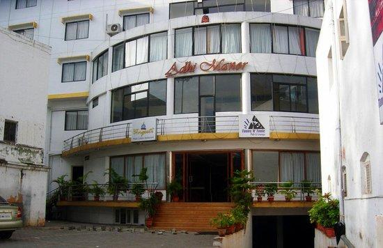Hotel Adhi Manor: Hotel Adi manor - mysore
