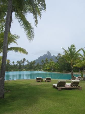 The St. Regis Bora Bora Resort : Miri Miri Spa