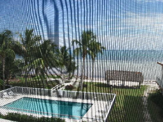 Casa Del Sol Beach Resort: View from our unit