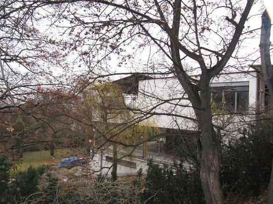 Брно, Чехия: Renovierungsarbeiten Nov 2010